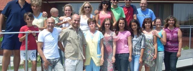 Посещение на студенти от БХСС в Екоцентър Румика