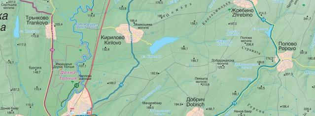 Elhovo-East