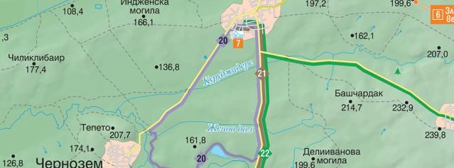 Ecocenter Rumika-Chernozem Village