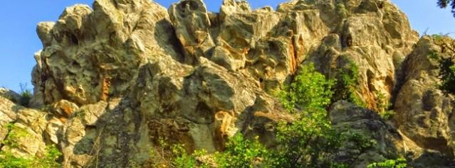 Dranchi dupka: Thracian CIRCLES near MELNITSA VILLAGE